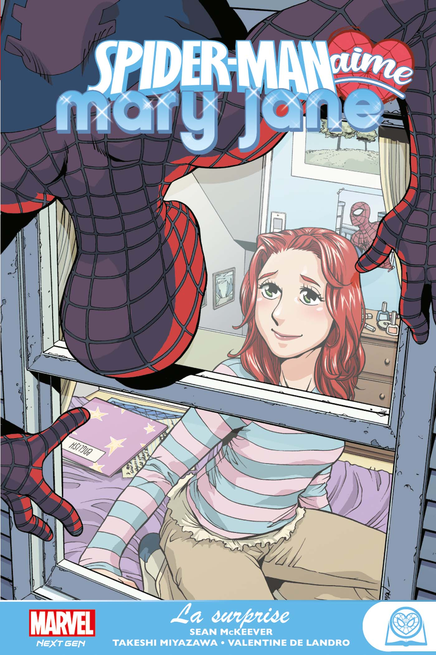 Spider-Man aime Mary Jane Tome 2 (VF)