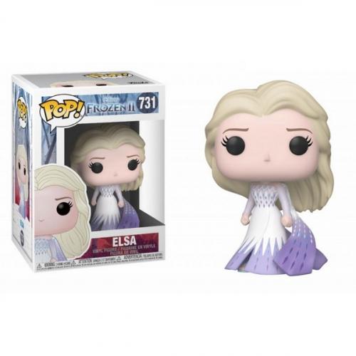 Funko Pop Frozen II Elsa 731
