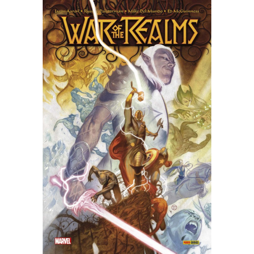 ABSOLUTE WAR OF THE REALMS (VF)