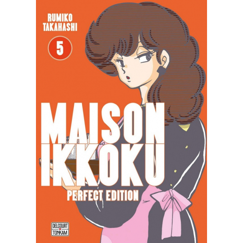 Maison Ikkoku Perfect Edition Tome 5 (VF)