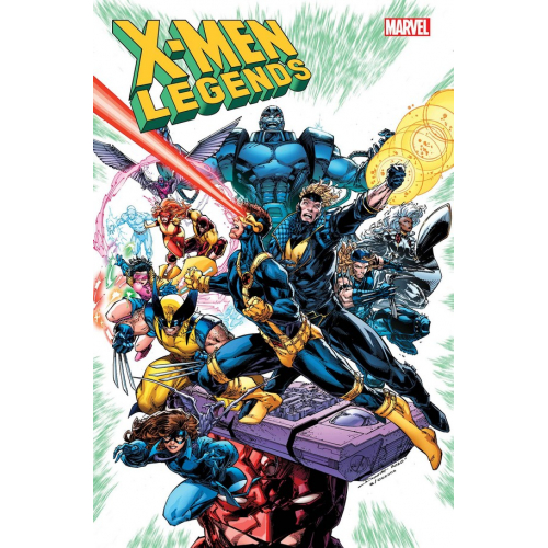 X-MEN LEGENDS 1 (VO) Fabian Nicieza - Brett Booth