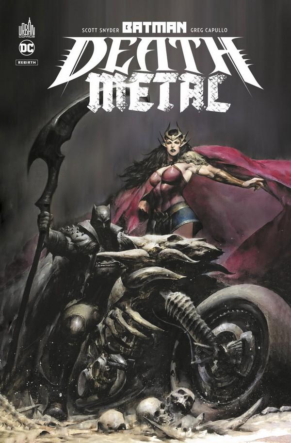 Batman Death Metal Tome 1 (VF)
