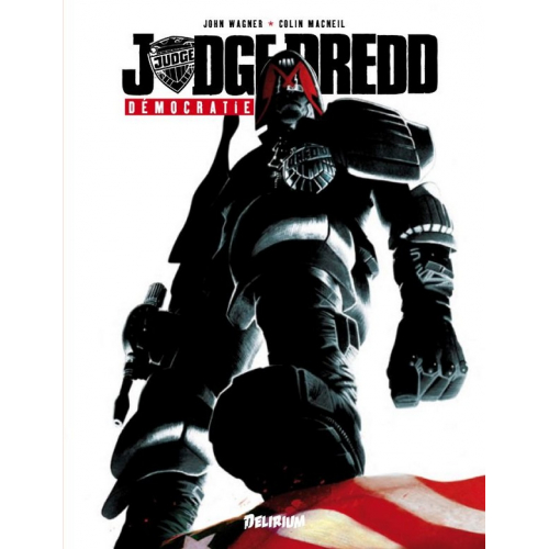 Judge Dredd Démocratie (VF) Occasion
