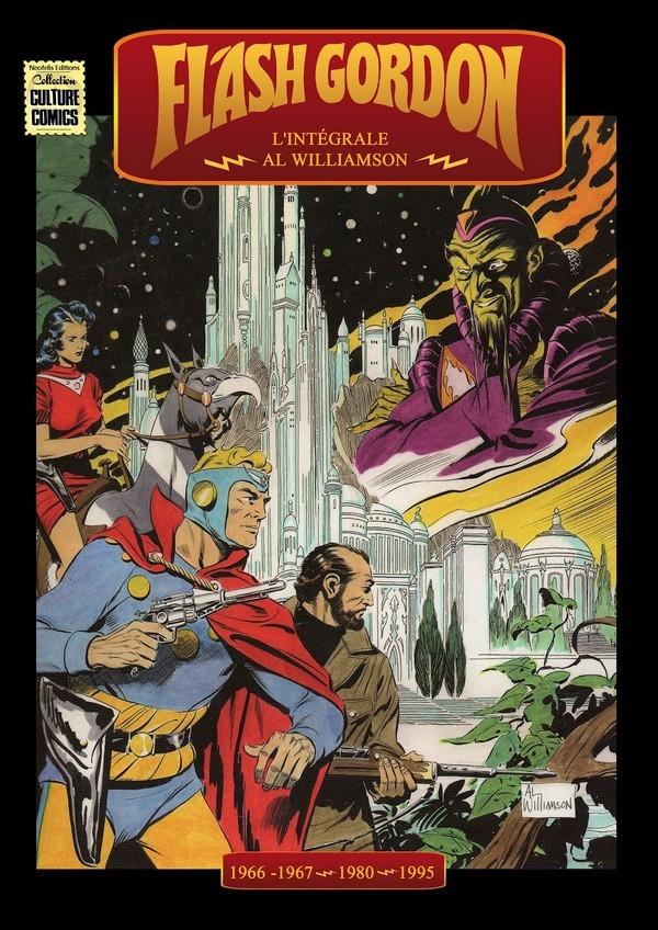 Flash Gordon l'intégrale par Al Williamson (VF)