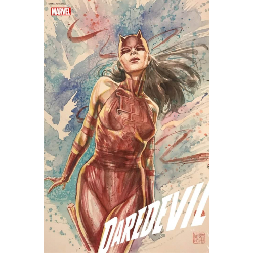 DAREDEVIL 25 (VO) 2ND PRINT - DAVID MACK EXCLUSIVE