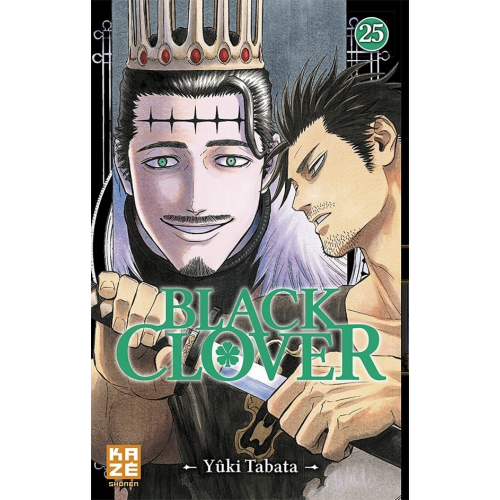 Black Clover Tome 25 (VF)