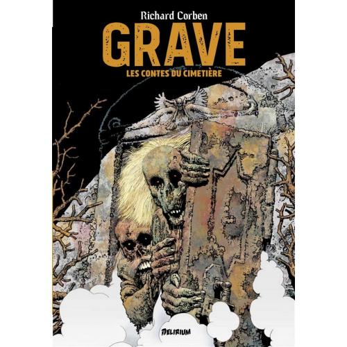 Grave Les contes du cimetière (VF)