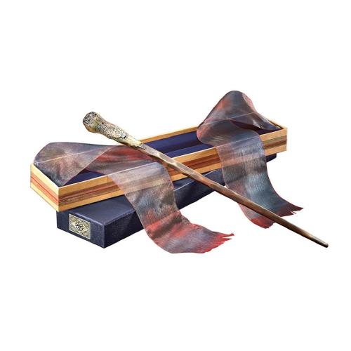Harry Potter - Baguette magique de Ron Weasley avec boîte Ollivander