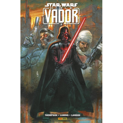 Star Wars - Cible Vador (VF)