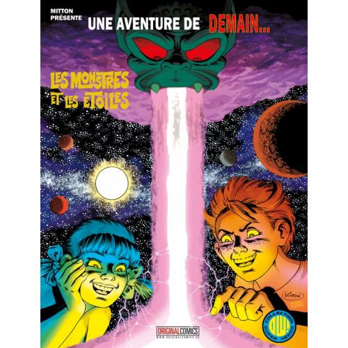 Demain Les Monstres et les Etoiles (VF) Edition Collector Exclusive Original Comics 250 ex