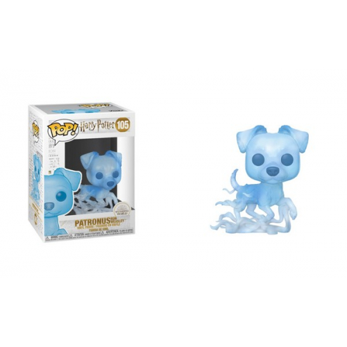 Funko Pop Harry Potter Pop Patronus Ron Weasley 105