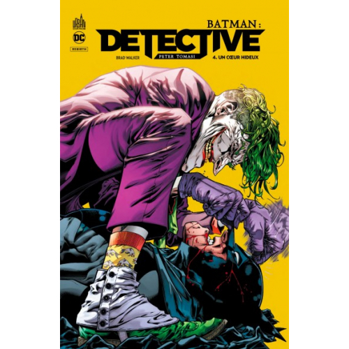 Batman Detective Tome 4 (VF)