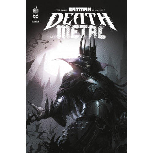 Batman Death Metal Tome 2 (VF)