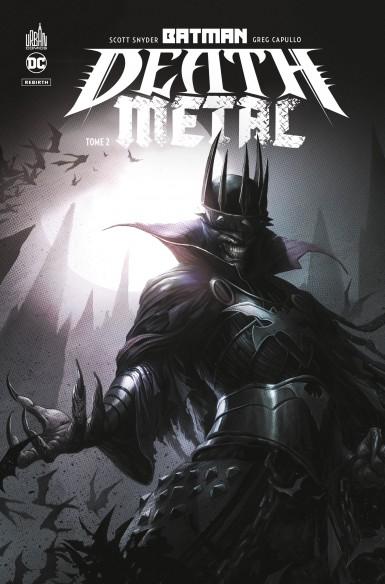 Batman Death Metal Tome 2 (VF)