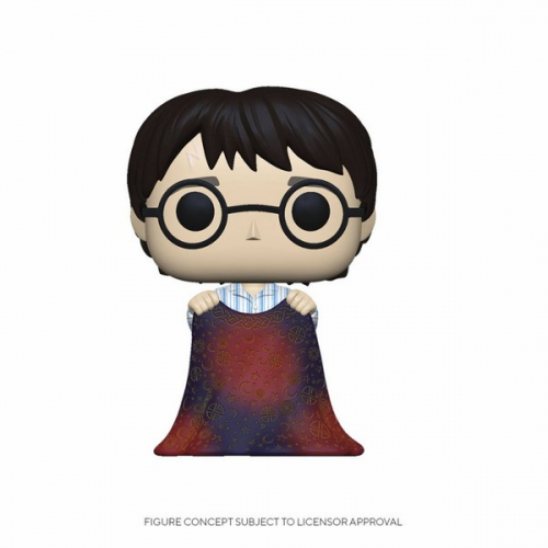 Funko Pop Harry Potter Harry with Invisibility Cloak 112
