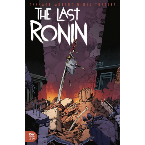 TMNT THE LAST RONIN 3 (OF 5)