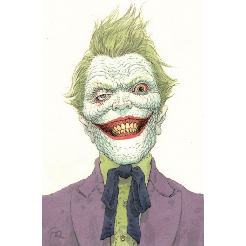 THE JOKER 1 (VO) FRANK QUITELY VARIANT