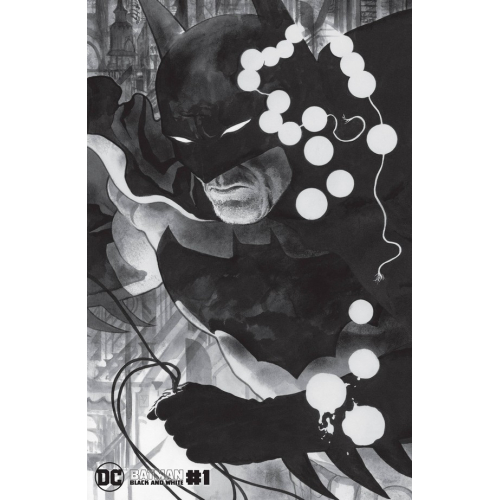 BATMAN BLACK AND WHITE 1 (OF 6) VARIANT B (VO)