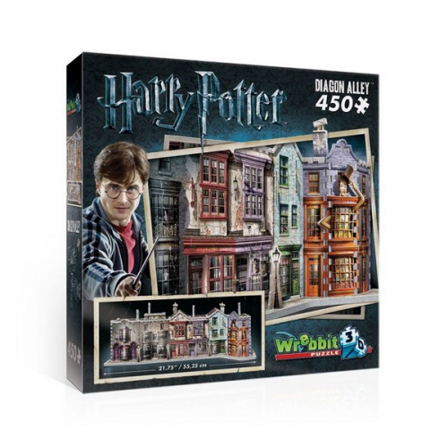 Harry Potter Puzzle 3D Diagon Alley