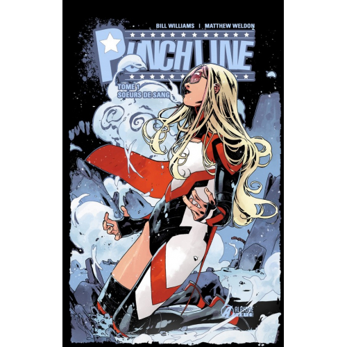PUNCHLINE tome 1 EDITION COLLECTOR 250 ex (VF)