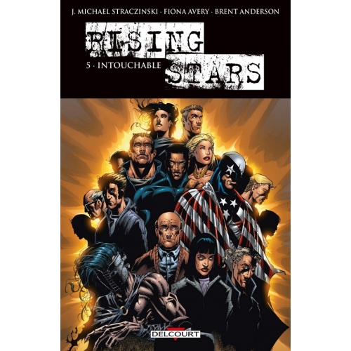Rising stars Tome 5 : Intouchable (VF)