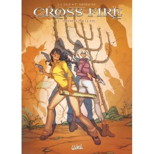 Cross Fire Tome 8 : Jugement par le feu (VF)