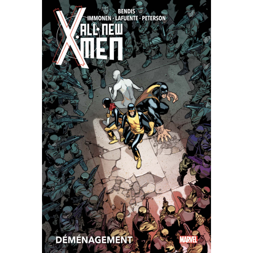 All new X-Men Tome 2 DELUXE (VF)