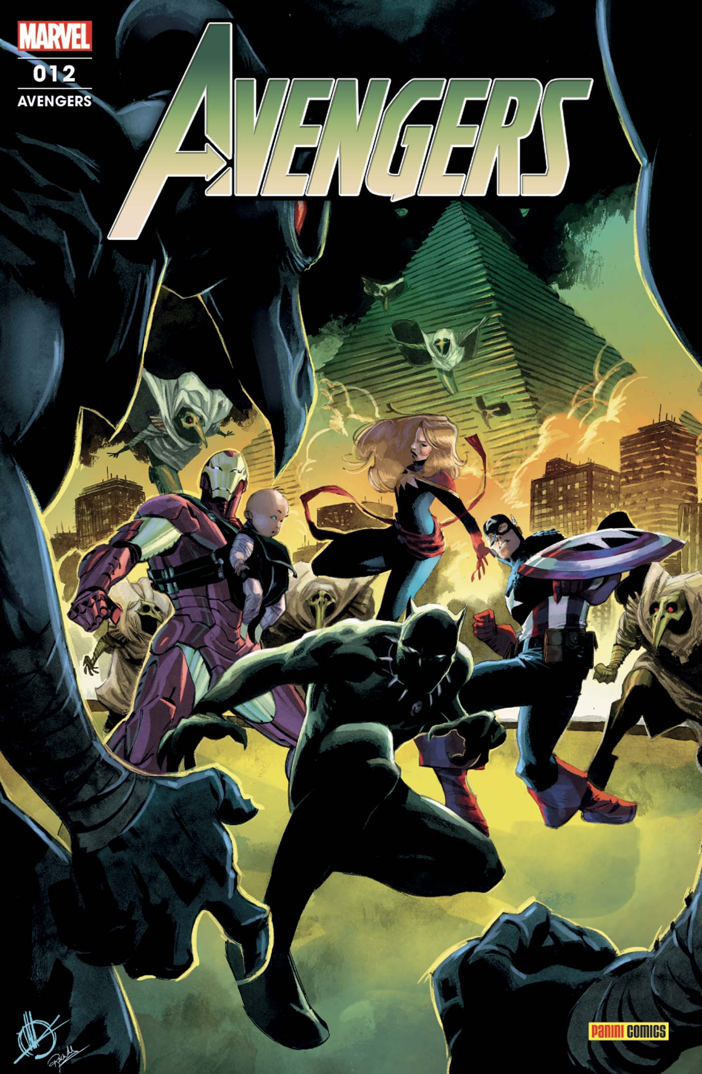 Avengers 12 (VF)
