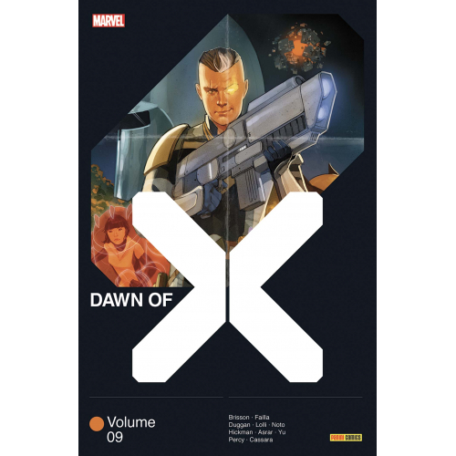DAWN OF X 9 (VF)