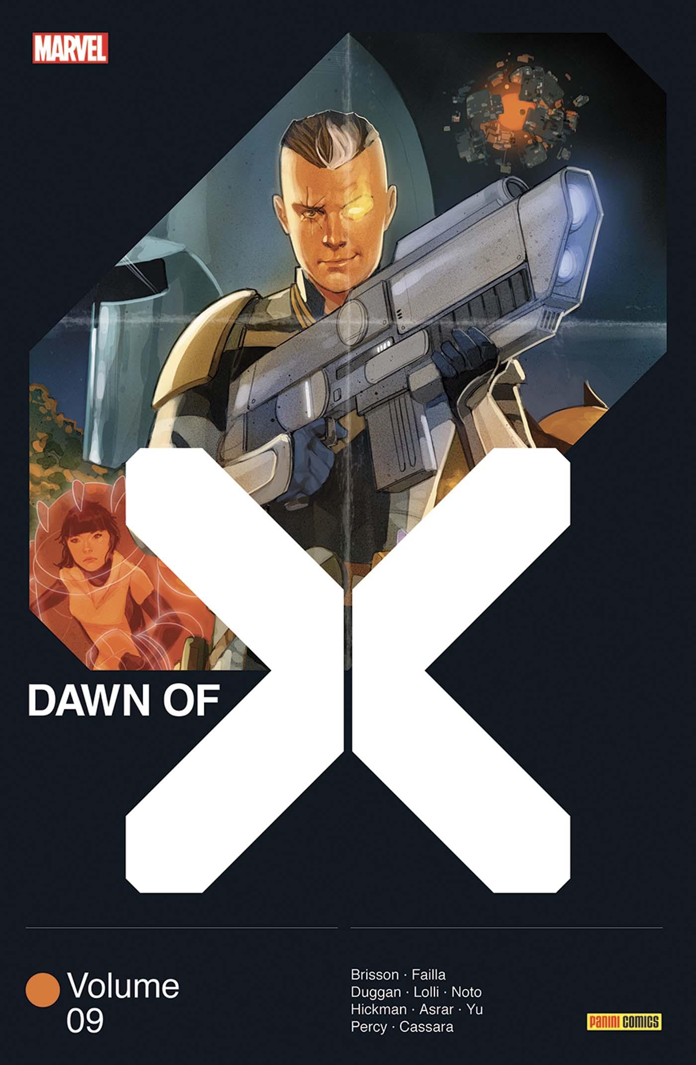DAWN OF X 9 (VF)
