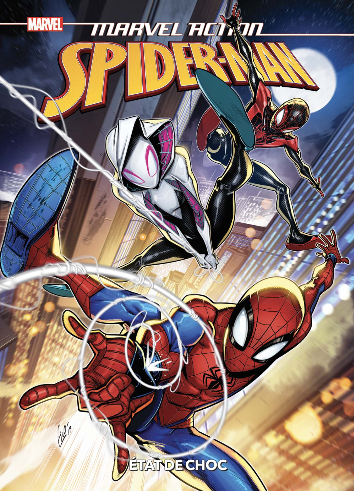 Marvel Action -Spider-Man Tome 5 (VF)