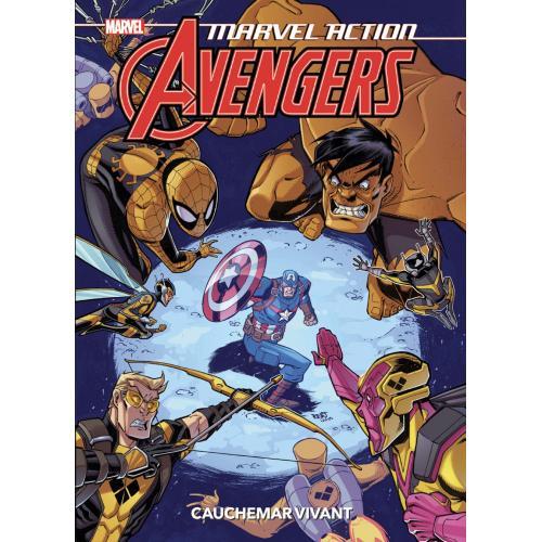 Marvel Action Avengers Tome 4 : Cauchemard Vivant (VF)