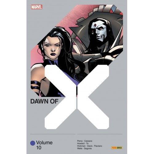 DAWN OF X 10 (VF)