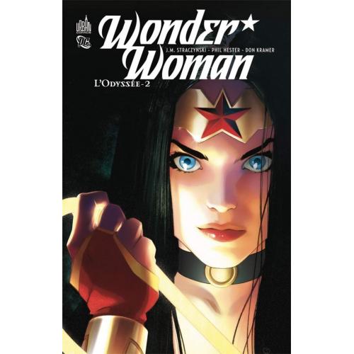 Wonder Woman : L'odyssée Tome 2 (VF)