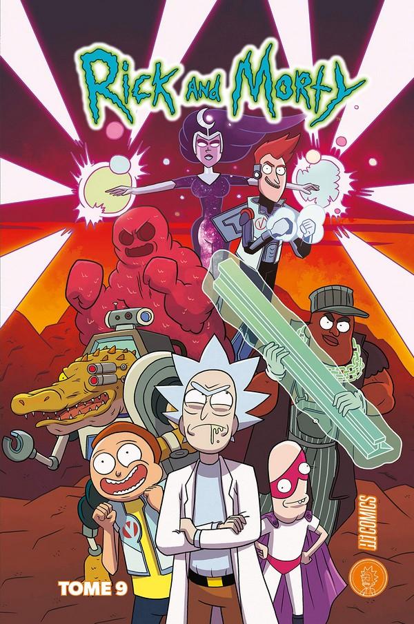 Rick & Morty Tome 9 (VF)
