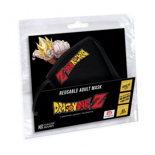 Masque en tissus Dragon Ball Z