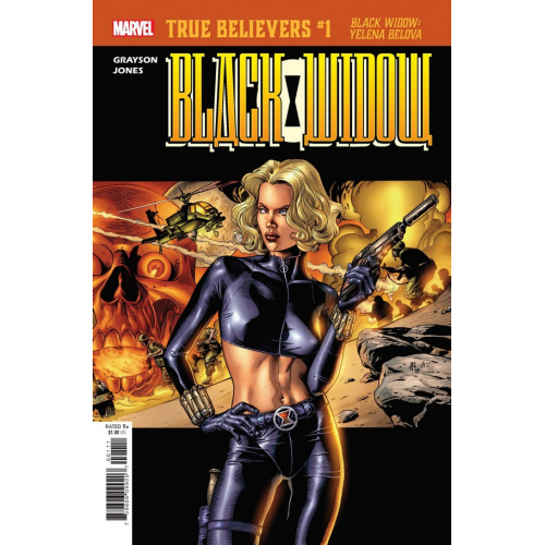 BLACK WIDOW YELENA BELOVA 1 (VO)