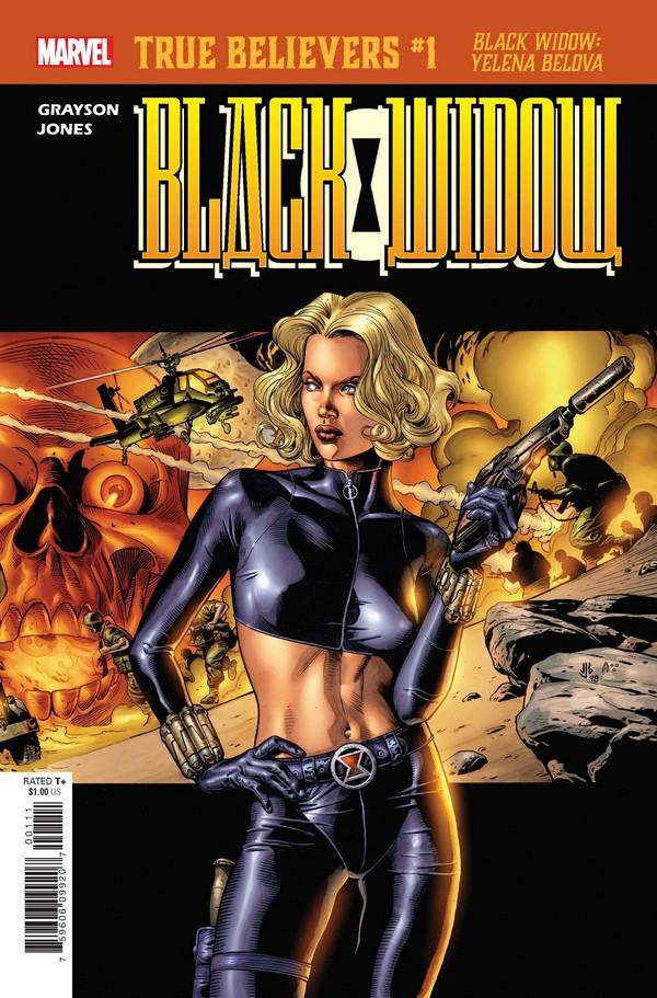 BLACK WIDOW YELENA BELOVA 1 (VO)