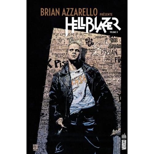 Brian Azzarello présente Hellblazer Tome 2 (VF)