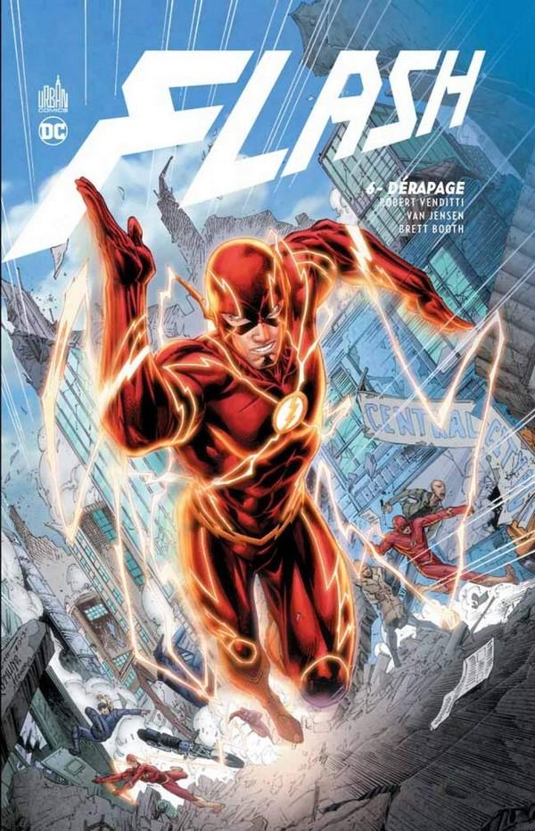 Flash Tome 6 (VF)