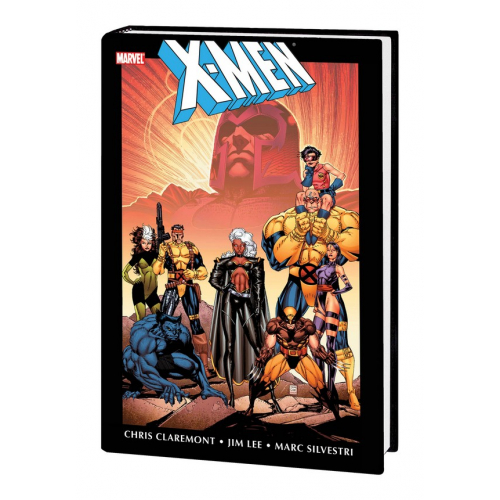 X-MEN BY CHRIS CLAREMONT & JIM LEE OMNIBUS HC VOL 01 NEW PTG (VO)