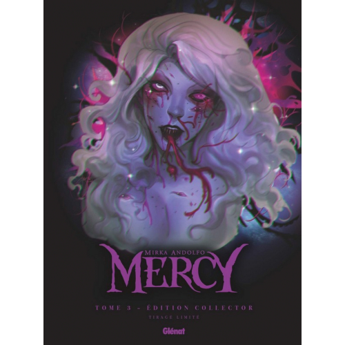 Mercy - Tome 3 Collector (VF)