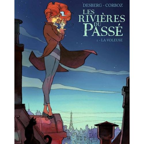 Les Rivières du Passé tome 1 : la voleuse (VF)