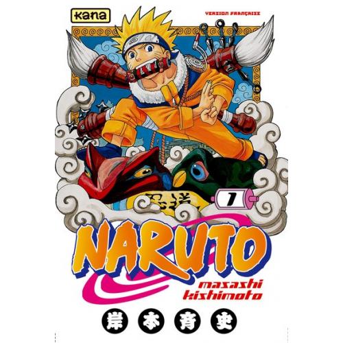 NARUTO TOME 1 (VF)