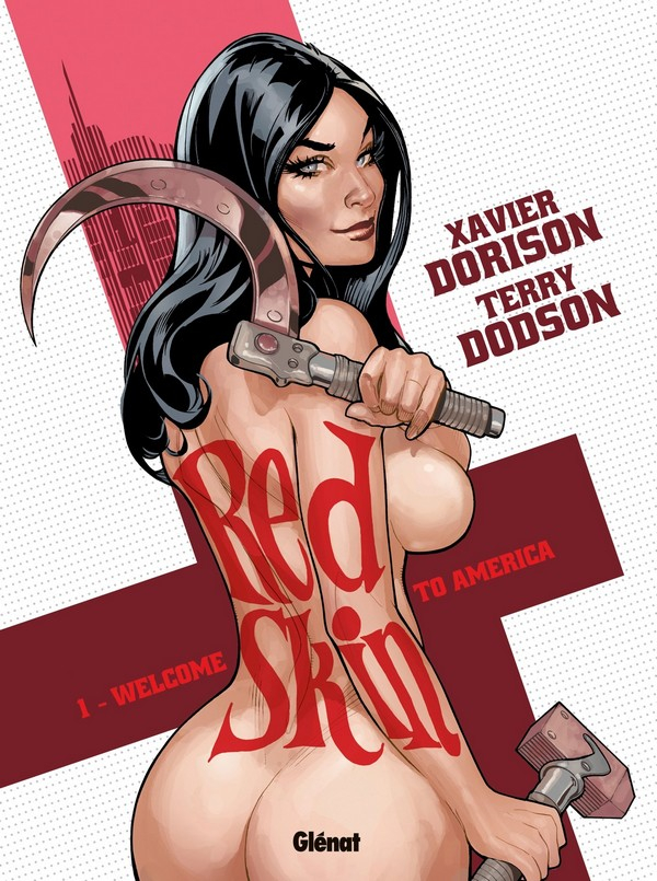 Red Skin Tome 1: Welcome to America (VF)