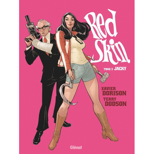 Red Skin Tome 2 : Jacky (VF)