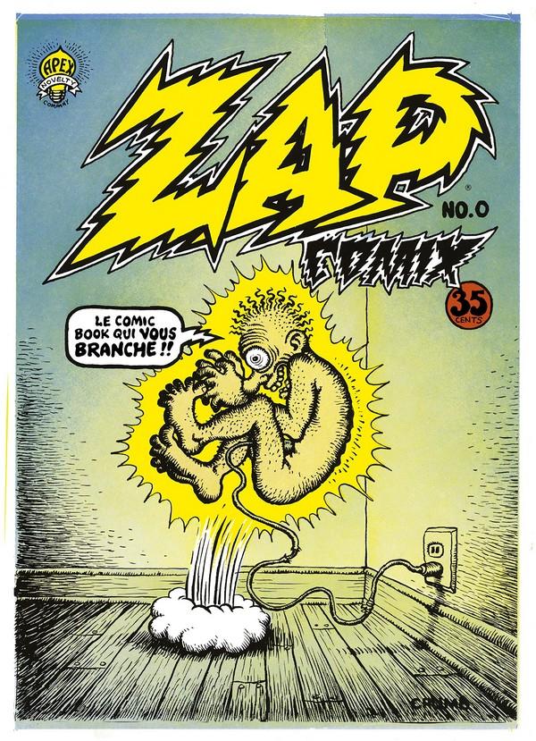 Zap Comix l'Intégrale Volume 1 (VF)
