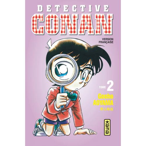 DETECTIVE CONAN TOME 2 (VF)