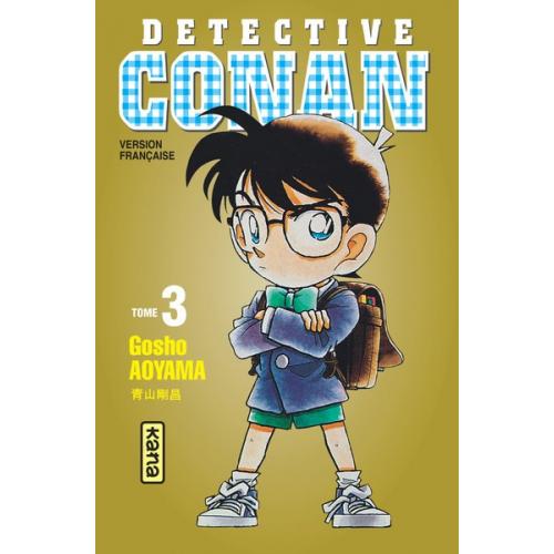 DETECTIVE CONAN TOME 3 (VF)
