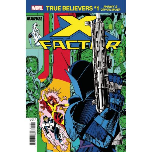 X-MEN NANNY ORPHAN MAKER 1 (VO)